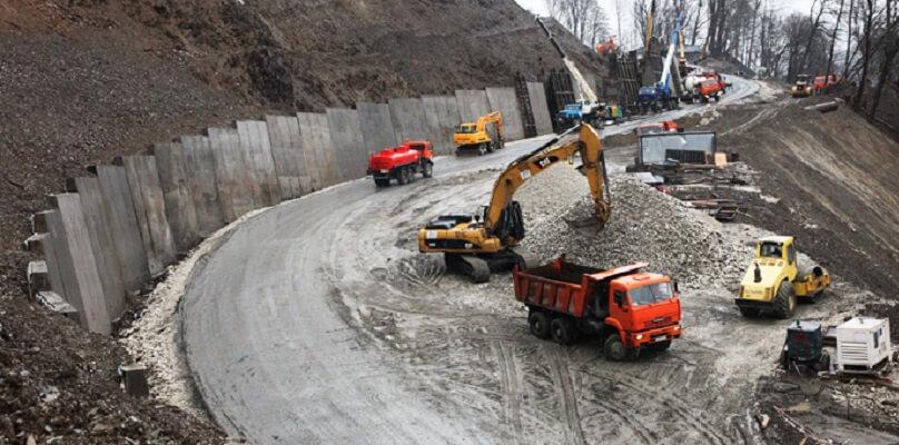 Горноклиматический курорт «Альпика-Сервис». Этап строительства 4.2.2.