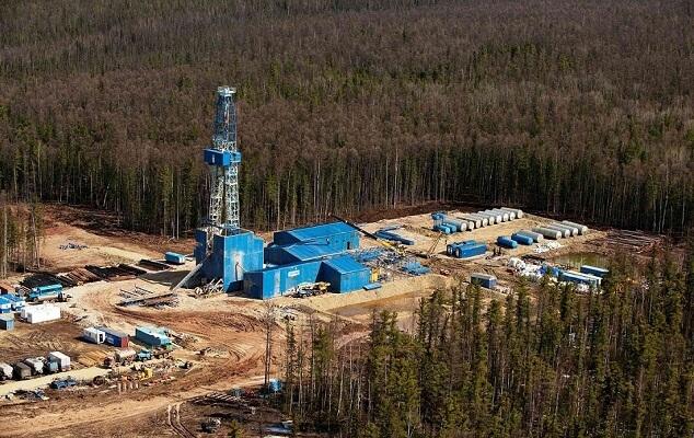 Ковыктинское газоконденсатное месторождение Иркутская область